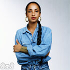 Sade Adu Portrait Poster or Art Print
