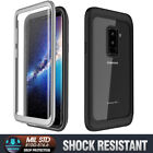 Samsung Galaxy S9 Plus Rugged Case Guardian Shockproof Built-in Screen Protector