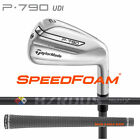 TaylorMade P790 UDI #2 Driving Iron on HZRDUS Black 85 Stiff