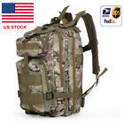 3P Military Tactical 30L Backpack Sports Bag Camping Traveling Hiking Trekking