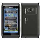 Nokia N8 Black 16GB Unlocked or Network Smartphones