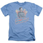 Star Trek TNG SHUT UP WESLEY! Licensed Adult Heather T-Shirt All Sizes