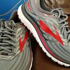 BRAND NEW IN BOX BROOKS GLYCERIN 15 MENS RUNNING SHOES GRAY RED WHITE