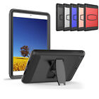 For iPad mini1/2/3 Accessory Shockproof Rubber Hard Hybrid Stand Back Case Cover