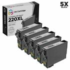 Printer Ink Cartridge For 220XL Epson XP320 XP420 XP424 WF2630 WF2650 2-3-4 Pack