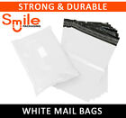 White All Sizes 55mu Mailing Bags Postal Postage Mail Strong Self Seal XL Large