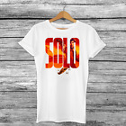 Solo A Star Wars Story Han Sola Mens Womans T-Shirt Top Chewbacca S-XXL £8.99 GBP on eBay