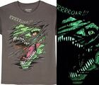 Внешний вид - Jurassic World Boys Dinosaur T Shirt New