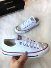 bling converse - Womens Bling Converse Chuck Taylor Ox Casual Shoes with Swarovski Cryatals