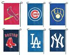 MLB Baseball Garden Flag - Pick your Team on Ebay