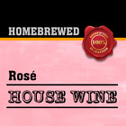 36 Rhodes WINE BOTTLE LABELS HOMEBREW HOME BREW ADHESIVE STICKERS LABEL