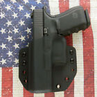Glock 17 22 31 (Gen 1-4) OWB Tactical Kydex Holster