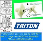 3X Pressure relief device 82800450 repair kits PRD fits Triton electric showers