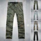 camping pants men - Men Outdoor Hiking Camping Quick Dry Pants Breathable Waterproof Stretch Trouser