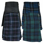 Men's Tartanista Premium Scottish Party Polyviscose 5 Yard  Kilt