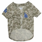 Pets First Los Angeles Dodgers Camo Jersey