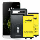 4000mAh Extra Extended Slim Battery or AC Charger Fr LG G5 H820 VS987 H845 H830