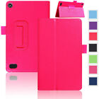 kindle 7 inch - Case for Kindle Fire 7 Inch Tablet - Folio Case with Stand for Kindle Fire 7 Inc