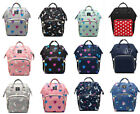 Mummy Bag Baby Diaper Nappy Backpack Large Capacity Travel Baby Bag Monther Bags