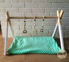 Handmade Wooden Baby Gym/ Play Gym/ Baby Centre