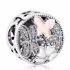 Authentic 925 Sterling Silver Hearts Charms European Beads Pendant Fit Bracelets <br/> High quality!Genuine 925 Sterling Silver!XMAS Best Gift