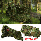 Woodland Leaf Camouflage Military Army Camping Net Netting Car Cover Tent USBlind & Tree Stand Accessories - 177912