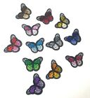 Kyпить Monarch Butterfly Mini Small Embroidered Patch, Iron-On/Sew-On Applique Motif на еВаy.соm