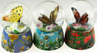 Large 14cm Glitter Snow Globe Water Ball Butterfly Ornament