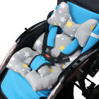 Infant Head Body Support Pillow Cotton Baby Seat Pad for Car Seat & Stroller
