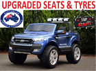 4x4 Licensed Ford Ranger Ride on Car toy New Shape With Remote control for kids