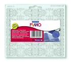 FIMO DECORATIVE SURFACE DESIGN PLASTIC TEXTURE SHEETS FOR MODELLING CLAY
