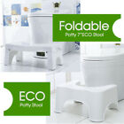 7'' Sit and Squat Potty Stool Portable Squatty ECO Healthy Colon White Toilet $15.02 AUD on eBay
