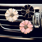 Daisy Car Vehicle Air Outlet Flower Perfume Clip Freshener Diffuser Ornament