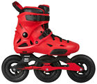 Powerslide Imperial SUV 125 Nordic / Offroad Inline Skates red / rot