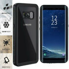 pb&j otter - Galaxy S8 Plus Case Waterproof Shockproof Cover with Built-in Screen Protector