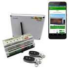 Wi-Fi smart Awning Relay Controller with Android App, RF Remotes and sensors I/O