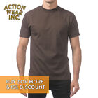 5 PACK PROCLUB PLAIN MENS SHORT SLEEVE T SHIRT COMFORT LIGHTWEIGHT COTTON TEE <br/> *BUY 2 OR MORE & GET 10% DISCOUNT. BUY WITH CONFIDENCE*