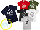 Inkling Squid Splatoon Switch Game Inspired Kids Adult T-Shirt -MULTIPLE COLOURS