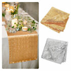 30 X 275cm Silver Gold Glitter Sequin Table Runner Sparkly Wedding Party Decor