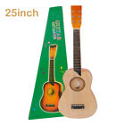"New 21"" 25"" 6 Strings Beginner Practice Acoustic Guitar Musical Instrument Child"