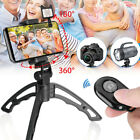 Bluetooth Gimbal Stabilizer Tripod Adapter For DSLR Camera /  iPhone / Samsung
