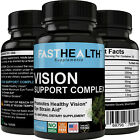 Eye Health Vitamins Vision Support Complex, Lutein Plus Bilberry - Non-GMO $5.97 USD on eBay