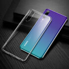 Cafele Aurora Gradient Hard Case For Huawei P20 Pro Lite Transparent Back Cover