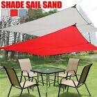Sun Shade Sail Garden Patio Summer Sunscreen Awning Canopy UV Block Top Cover