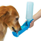 Portable Dog Cat Outdoor Travel Water Bowl Bottle Feeder Drinking Fountain Best