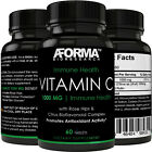 Vitamin C 1000 MG with Rose Hips, Immune Health Supports Immune Defense $4.99 USD on eBay