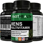 Mens Multivitamin Heart Health Prostate & Circulatory Support, Non-GMO $14.95 USD on eBay