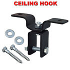 Heavy-Duty-Boxing-Punch-Bag-Iron-Hook-4-Panel-Chains-Wall-Mount-Punching-MMA