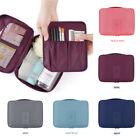 Waterproof Women Makeup Case Travel Cosmetic Bag Pouch Toiletry Organizer Bag US