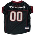 Pets First Houston Texans NFL Mesh Pet Jersey Size Medium and Large $17.99 USD on eBay